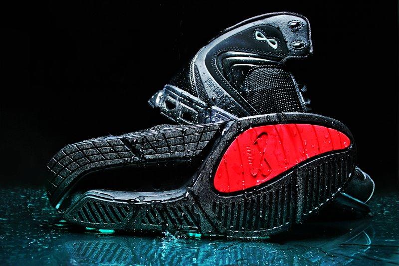 LA Athletic Shoe Photographer