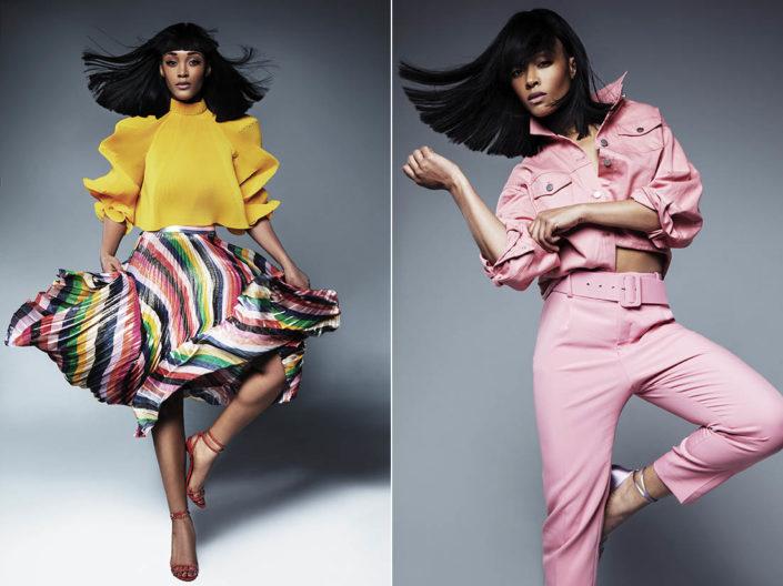 Motion Fashion Photography