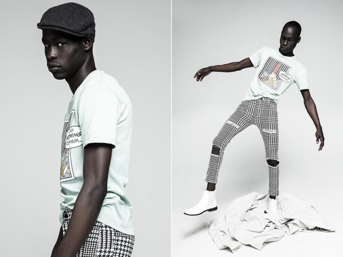 Editorial Menswear