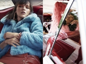 Car Fashion Editorial