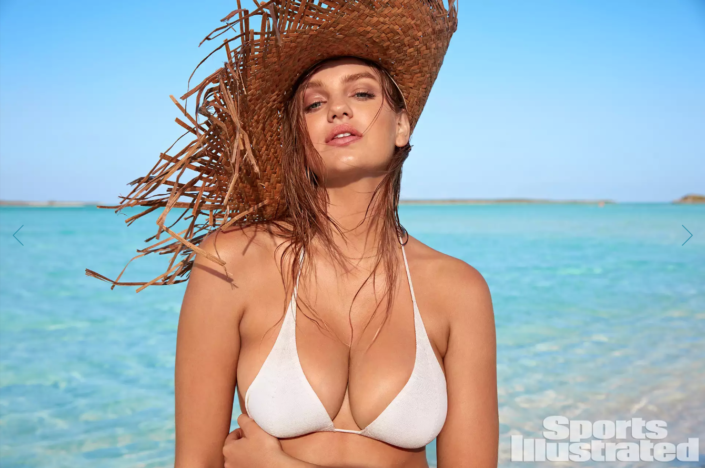 Olivia Brower Sports Illustrated Swimsuit