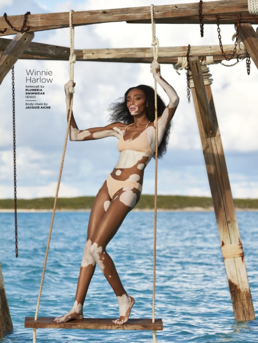 Winnie Harlow Sports Illustrated Swimsuit