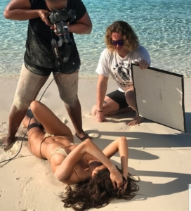 SI Swimsuit Photographer