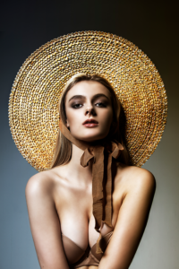 Editorial Beauty with Hat